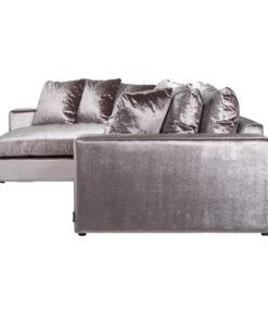 S5127 STONE EMERALD - Sofa Juniper 3-seats + Lounge left/right Stone Emerald
